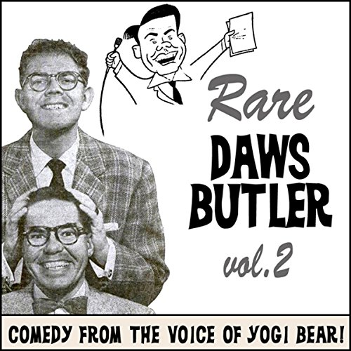 Rare Daws Butler, Volume 2 audiobook cover art