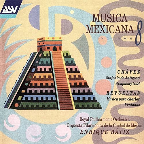 Enrique Batiz, Royal Philharmonic Orchestra & Orquesta Filarmónica de la Ciudad de México