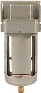 Compressed Air Filter 1/2'' Compressor Water Moisture Trap Separator Air Particulate Filter Regulator Accessories