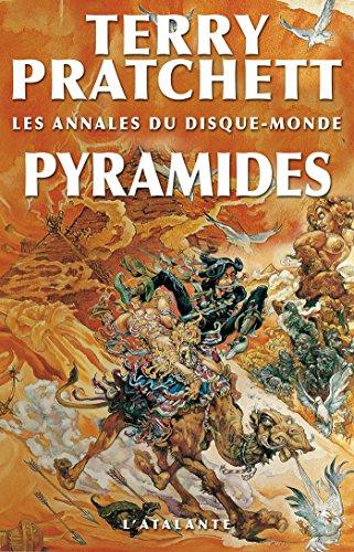 Pyramides: Les Annales du Disque-monde, T7