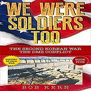 We Were Soldiers Too audiobook cover art