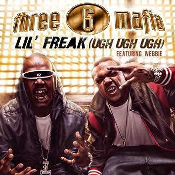 Lil' Freak (Ugh Ugh Ugh) (Clean Album Version featuring Webbie)