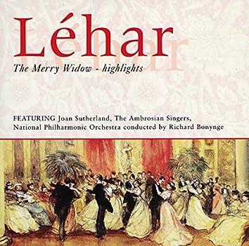 Léhar - The Merry Widow - Highlights