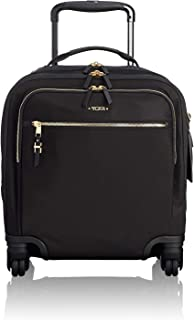 Voyageur Osona Compact Wheeled Carry-On Luggage - 16 Inch Rolling Suitcase for Women