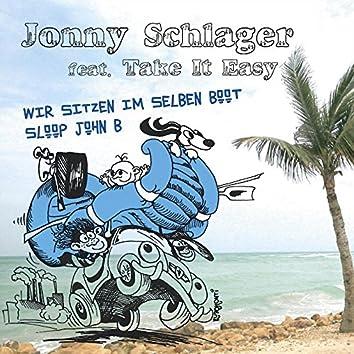 Wir sitzen im selben Boot / Sloop John B. (feat. Take It Easy)