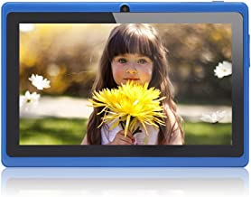 JEJA Tablet Android Google de 7 pulgadas PC 4.2.2 8GB 512MB DDR3 A23 Dual Core 1.5GHz Cámara capacitiva de la pantalla Wifi - Azul