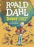 Funda para libro infantil de Eliteprint Danny The Champion Of The World Road Dawl Classic para niños con diseño de Dahl