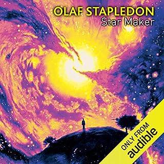 Star Maker audiobook cover art
