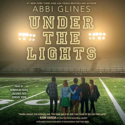 Page de couverture de Under the Lights