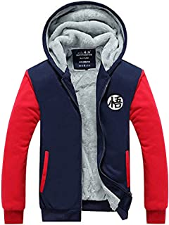S-3XL Sweatshirts et sweatshirts à capuche Muzboo Hero Cosplay Sweat à Capuche Unisexe 3D Zip Up Super Hooded