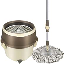 Magic Mop 360 Degree Rotating Mop Wet and Dry Automatic Household Double for Hardwood Marble Tile Laminate or Floors