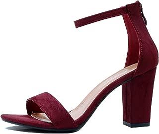 Best wine red heels Reviews