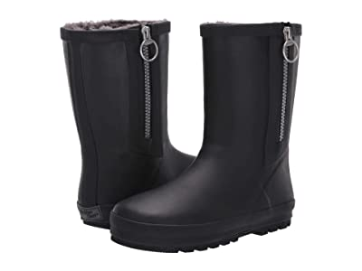 Western Chief Kids Peree Rain Boots (Little Kid/Big Kid) (Black) Kids Shoes