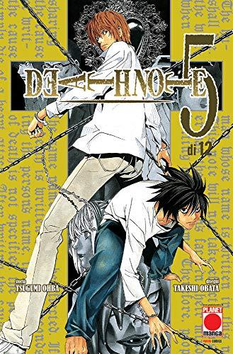 Death note (Vol. 5)
