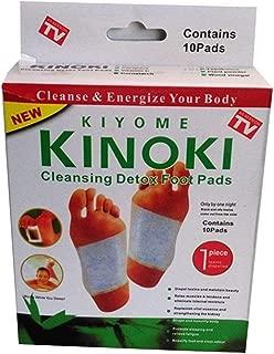 Mejor Kinoki Foot Pads de 2020 - Mejor valorados y revisados