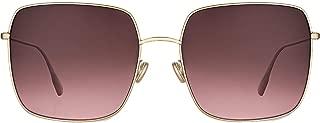 Luxury Fashion | Dior Womens DIORSTELLAIRE1HAM86 Gold Sunglasses | Fall Winter 19