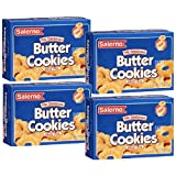 Gourmet Food Gifts! - Salerno Cookies, The Original Butter Cookies, 8 Ounce(Pack of 4)