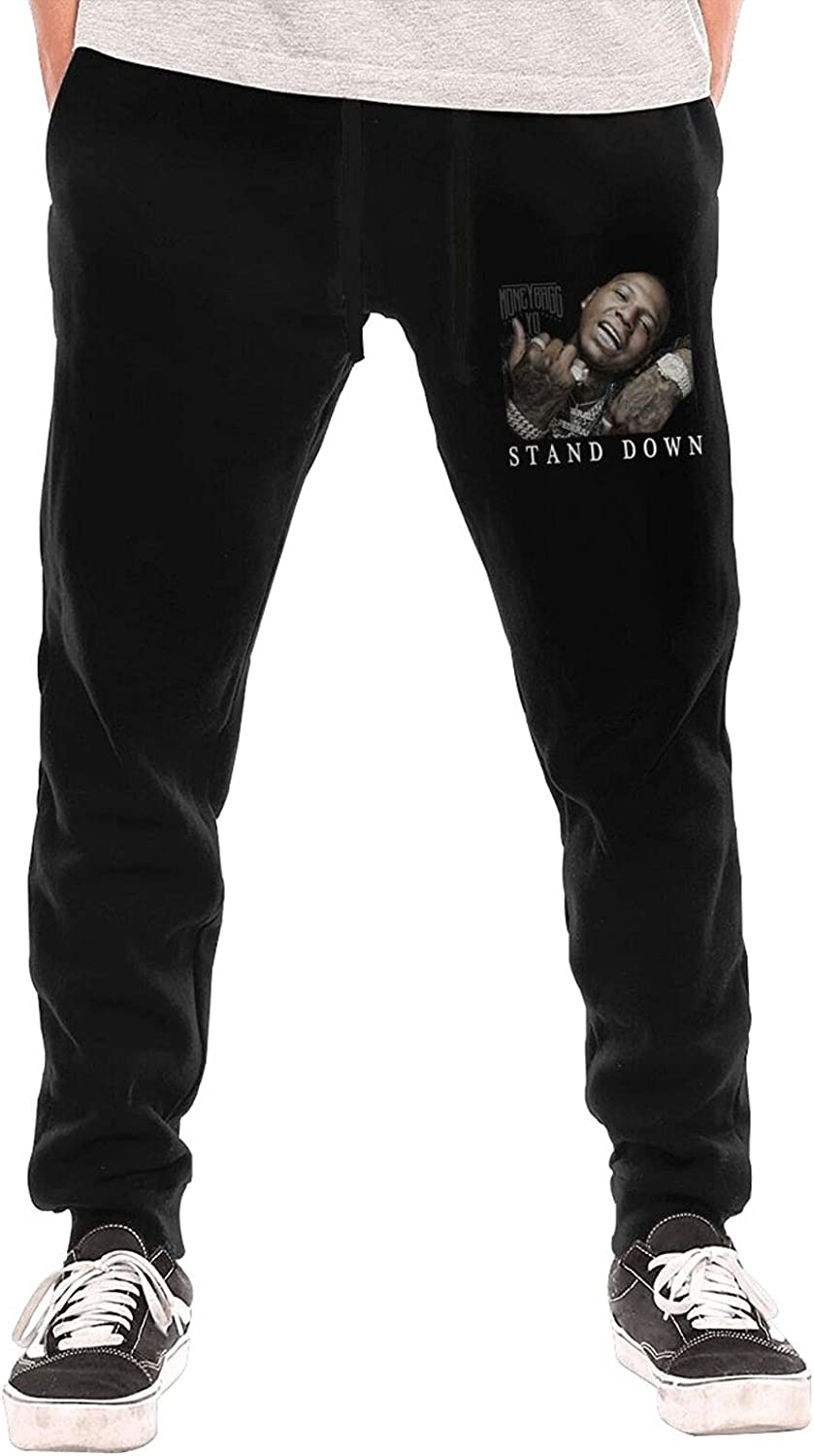 RandyDPeter Moneybagg Yo Boys Sweatpants Long Trousers Max 53% OFF New color Pa Casual