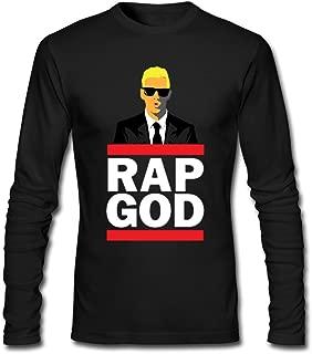 Eminem Devil Horns 2014 T-shirt - Black