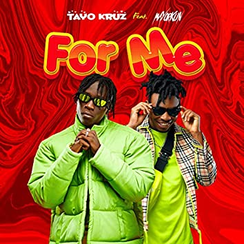 For Me (feat. Mayorkun)