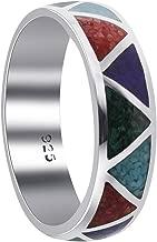 gypsy style wedding rings