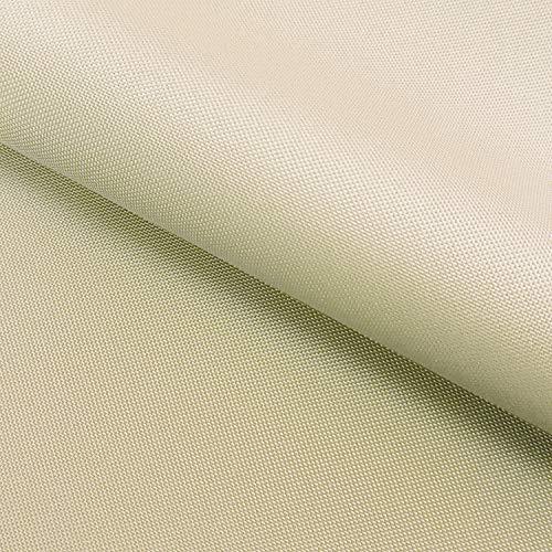 NOVELY® Oxford 210D 05 Creme | Fest gewebtes Polyester Stoff wasserabweisend robust | anschmiegsam und nachgiebig | Meterware Segeltuch