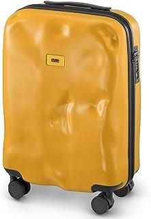 Trolley Bagaglio a Mano Ryanair Priority Abs Lucido con Disegno 8 Ruote Idoneo Cm.55x40x20 misure effettive cm.52x35x20 BL318-DONOTCROSS