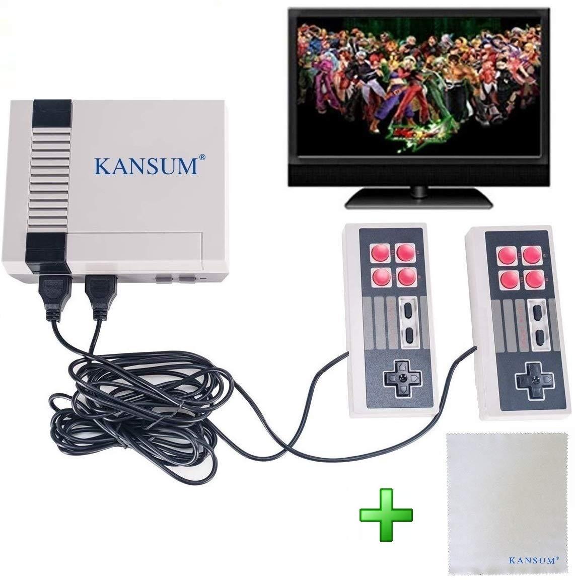Classic Retro Family Game Console
