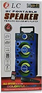 Bluetooth portable speaker Fm radio, sd card, usb mp3 player