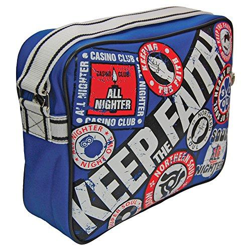 Northern Soul Bag - Mod Scene Wigan Casino Ska Scooter Vespa Keep The Faith Merchandise