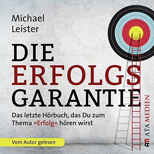 Die Erfolgsgarantie audiobook cover art