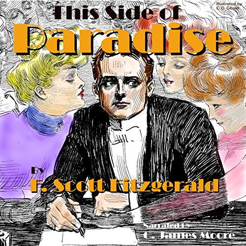 『This Side of Paradise』のカバーアート