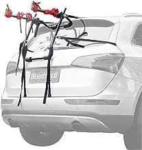 Blueshyhall Bike Carrier Trunk Mount Bike Rack for SUV Car Heavy Duty 3 Bike Carrier Mount