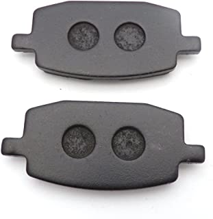 YunShuo Front Disc Brake Pads for GY6 49cc 50cc Moped Scooter Parts