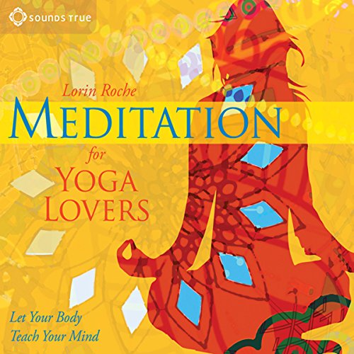 Meditation for Yoga Lovers cover art