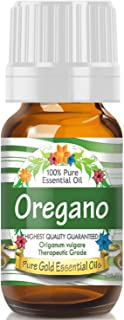 Pure Gold Oregano Essential Oil, 100% Natural & Undiluted, 10ml