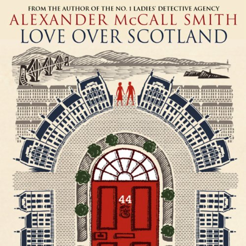 Love Over Scotland audiobook cover art