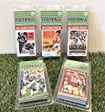 NFL Superstar- (50) Card Pack NFL Football Superstars Starter Kit all Different cards. Comes in Custom Souvenir Case! Perfect for the Ultimate Football Fan! by 3bros