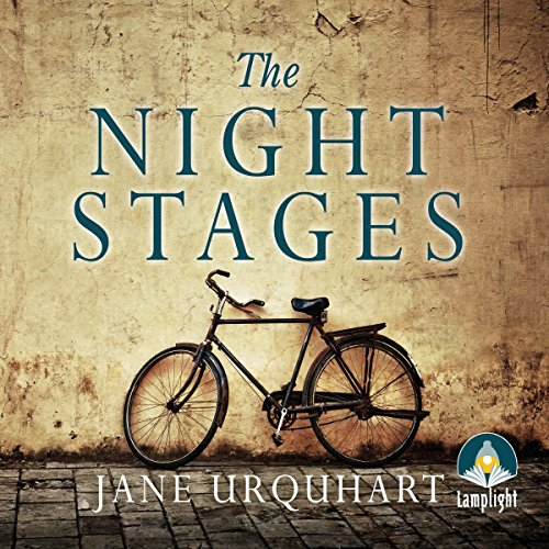 The Night Stages cover art