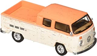Greenlight 1:64 The Hobby Shop Series 3 Volkswagen Type 2 Crew Cab Pick-Up Diecast Vehicle with Surfboards