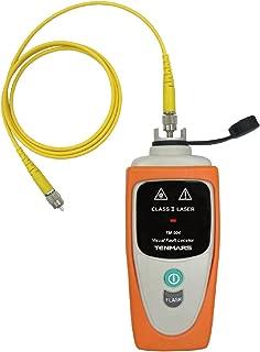 TM-904 Fiber Fault Locator: Visually Detects Damaged or Defective Fiber Optic Cables