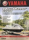 Yamaha OEM GPR 800, 1200, 1300 Waverunner Cover - MWV-UNIGP-00-19