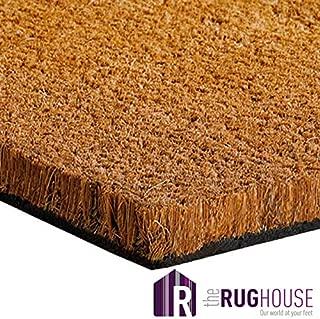 The Rug House Estera Entrada Fibra Coco 1m y 2m Ancho