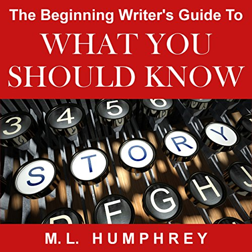 The Beginning Writer's Guide to What You Should Know cover art