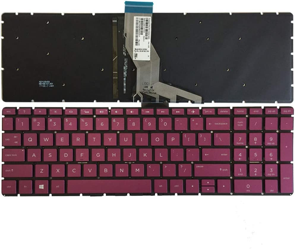 Laptop Replacement Keyboard Complete Free Inventory cleanup selling sale Shipping Fit HP 15-BS000 Pavilion 15 15-BS100