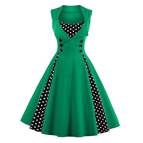 Vintage Dresses: Amazon.co.uk