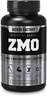 ZMO Zinc, Magnesium, w/Oyster Extract - 60 Veggie Pill Capsules