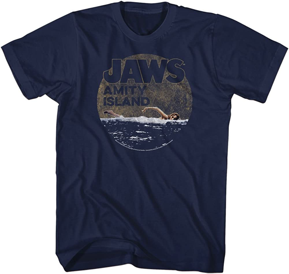 Jaws 1975 Thriller NEW before selling Movie Film Adult Challenge the lowest price of Japan ☆ Alone Amity Island Swimming