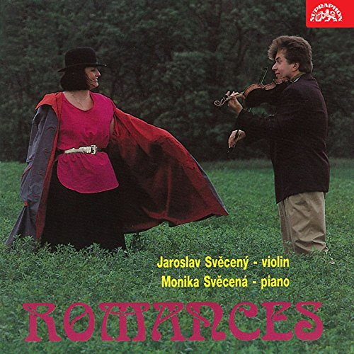 Romance in F Minor, Op. 5, TH 127 (Arr. for Violin and Piano)