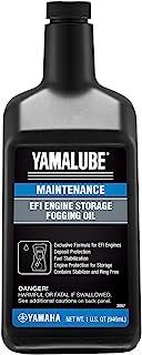 روغن احتراق موتور یاماها Yamalube ACC-STORR-IT-32 EFI ، 32 اونس.